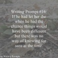 Writing Prompt Dragonition 16