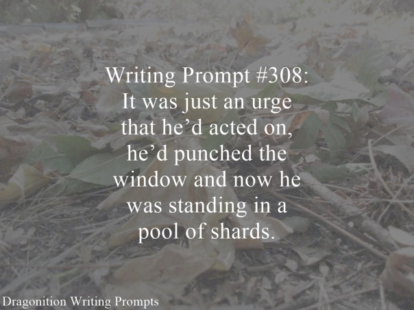Writing Prompt Dragonition 308