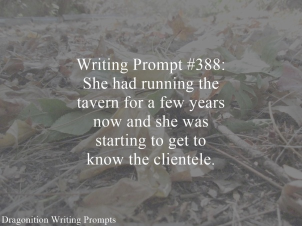Writing Prompt Dragonition 388