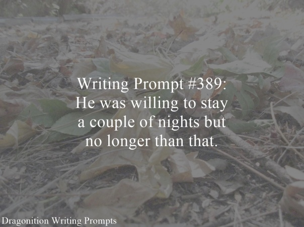 Writing Prompt Dragonition 389