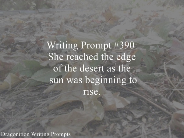 Writing Prompt Dragonition 390